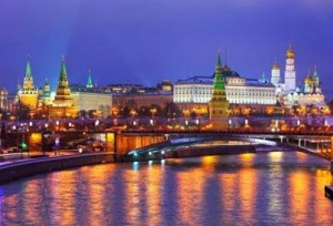 Cover Moscow night